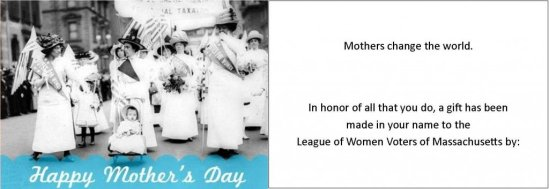 Mother's Day Card Cover and Inside1