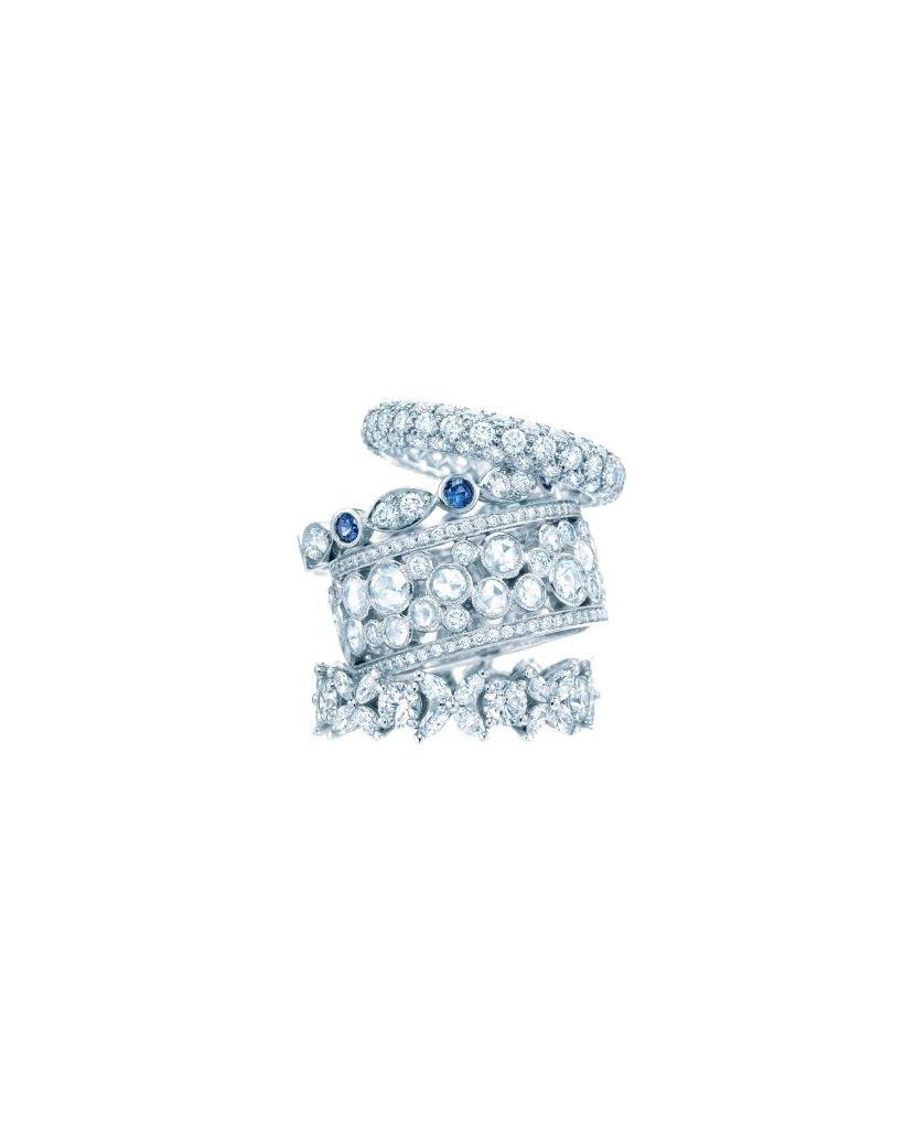 Tiffany Celebration Rings