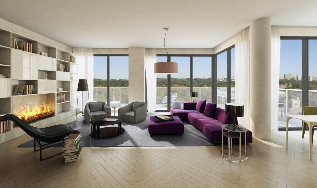 The-Perry-Suite-Living