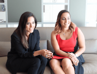 Q&A With Nargues & Maryam Mansouri of Mansouri Living