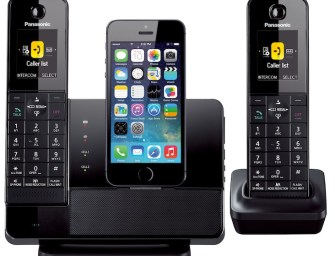 The Panasonic Household: The DECT Smart Home Phone System
