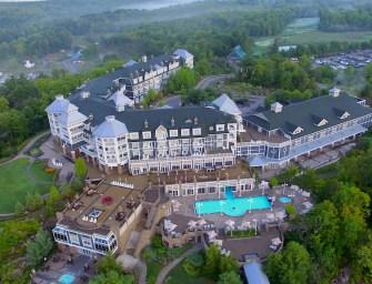 J.W. Marriott The Rosseau Muskoka Resort & Spa: The Grand Tour