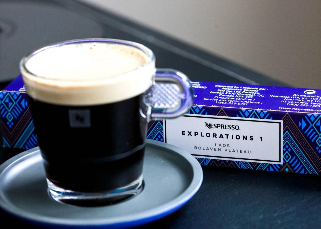Nespresso Explorations