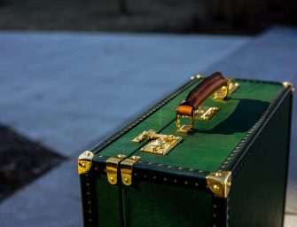 Make Your Travels As Nice As Your Christopher Howard Suitcase