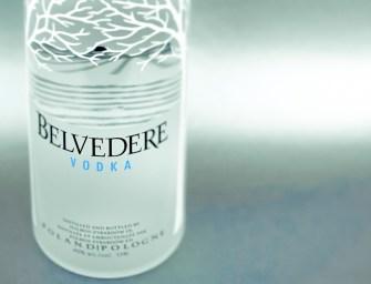 A Bigger Belvedere Vodka Bottle Calls For Bigger Celebration