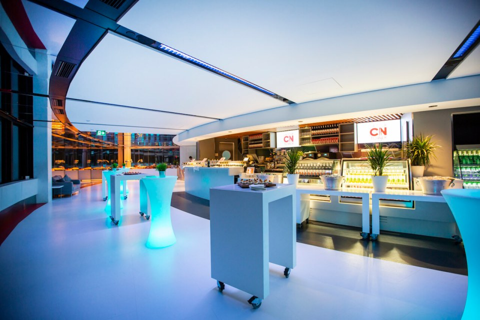 cn tower 2018 lxry magazine event space