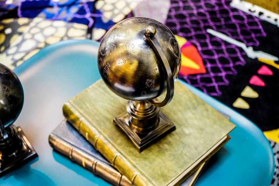 roche bobois globe trotter 19