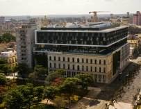 A Grand Tour of Havana's Iberostar Grand Packard Hotel