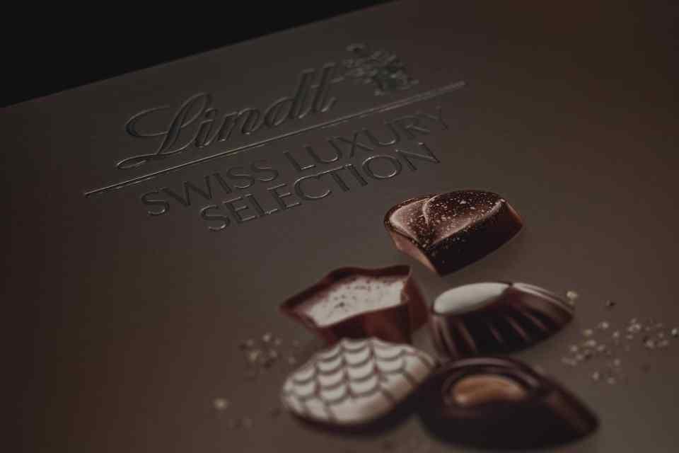 Lindt Chocolate 2020 Swiss Chocolate Box