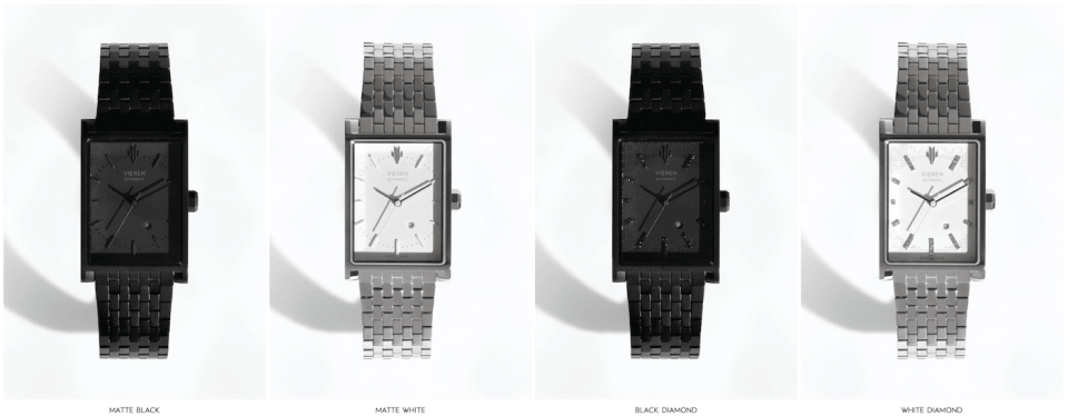 vieren watches canada