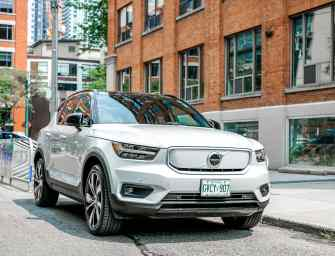 Spending A Weekend Recharging With A Volvo XC40 Recharge