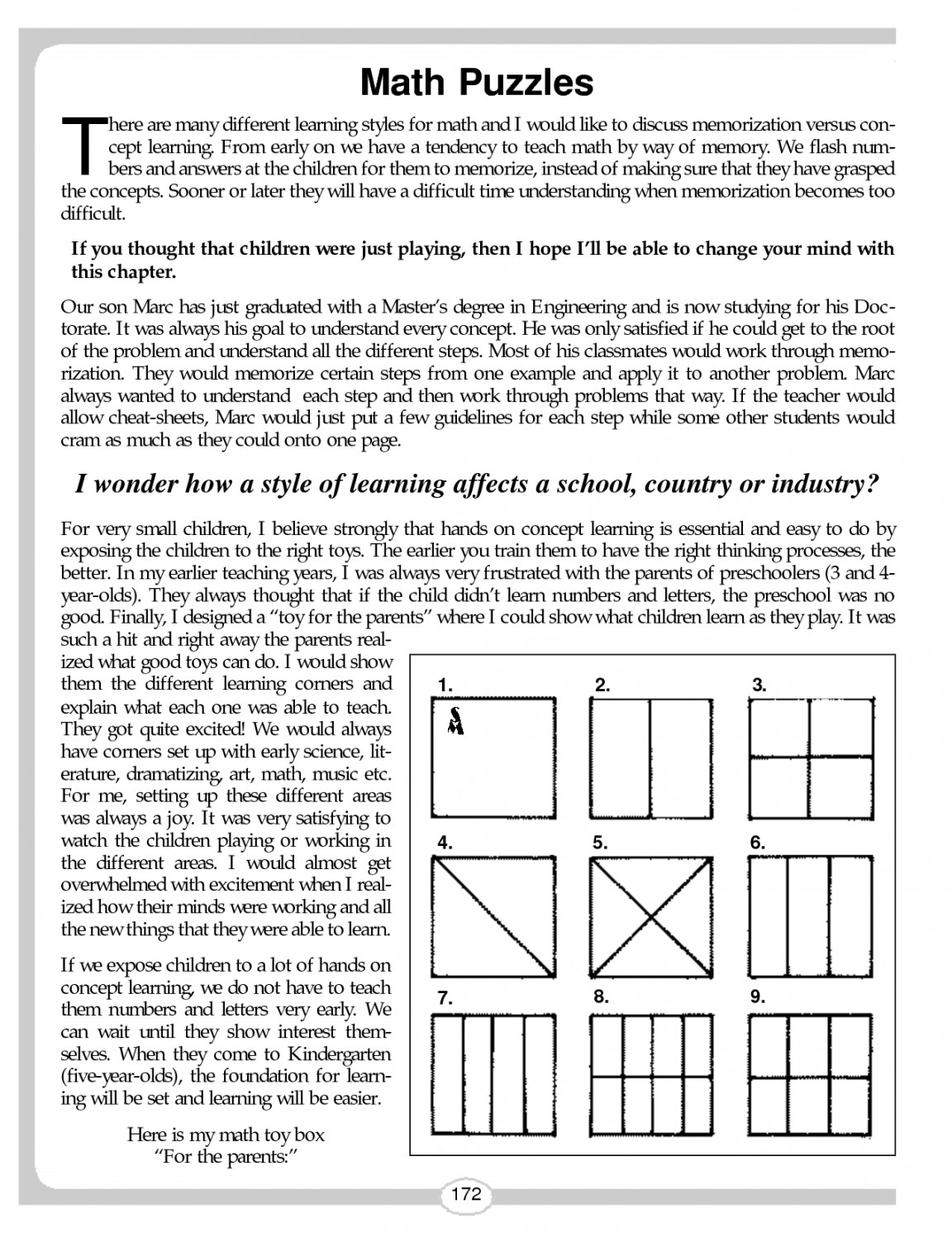 Printable Puzzles Middle School