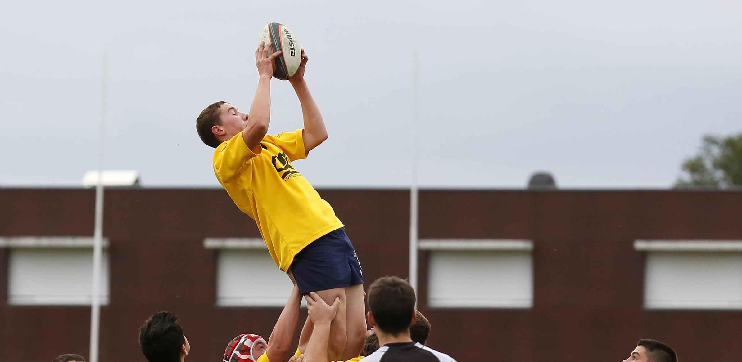 Lycée et Rugby réunis c'est possible !
