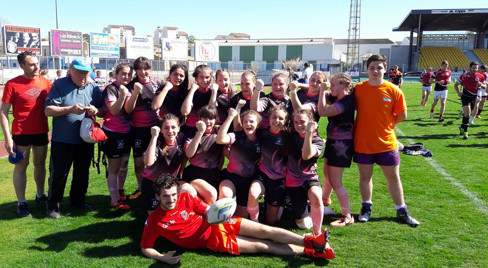 Rugby féminin Finale Carcassonne