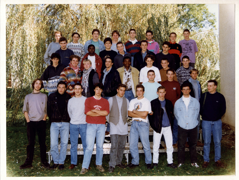 Photo de groupe - 1994-95
