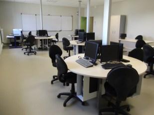 Salle informatique - Site Les Franchises