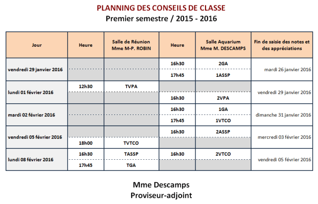 2016-Conseils-de-classe-Sem1