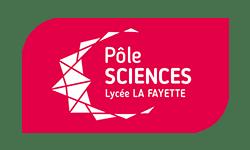 Logo du Pôle Sciences du lycée La Fayette, à Clermont-Ferrand