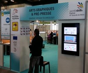 2 - 44e Olympiades des Métiers - Finale à Bordeaux