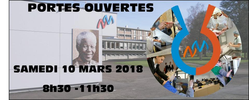 Portes ouvertes 2018