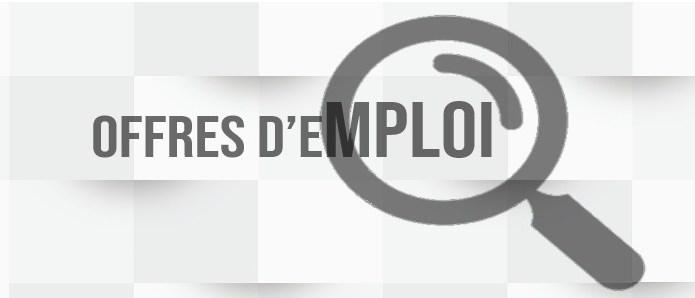 Offres d'emploi du 22/02/2021