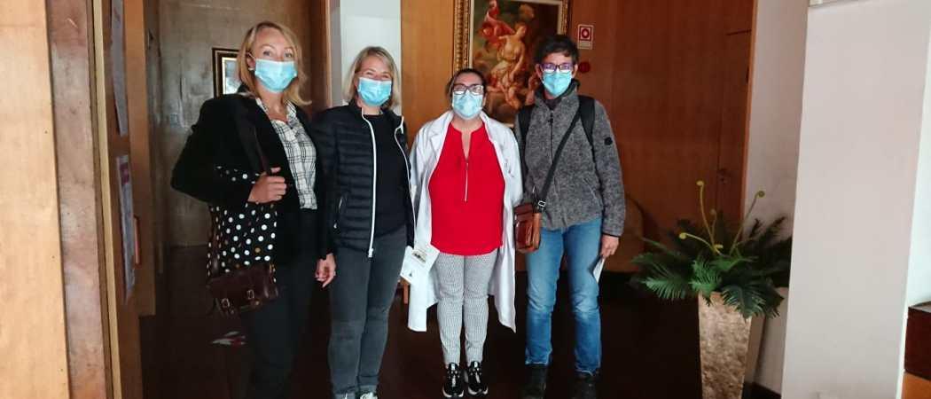 Mobilités de nos enseignantes à BARCELOS au Portugal