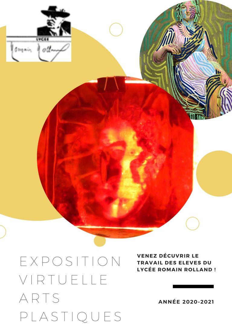 Read more about the article Exposition en ligne : venez découvrir le travail des élèves en Arts plastiques !