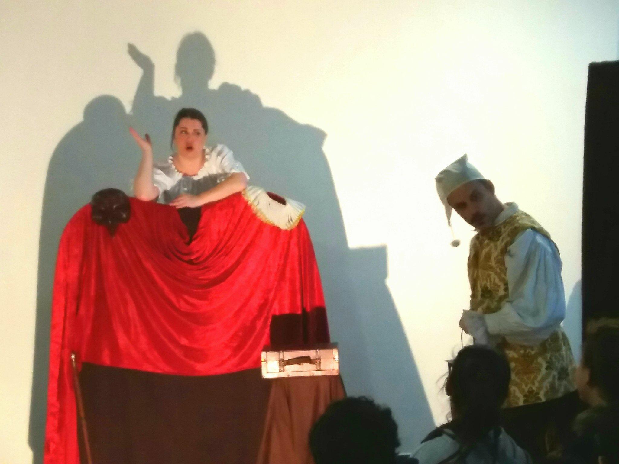 Théâtre : Compagnie Emporte-voix