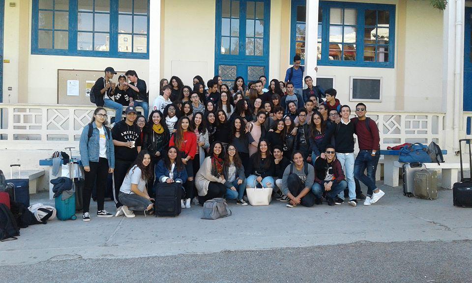 Goncourt des Lycéens au Lycée Régnault de Tanger