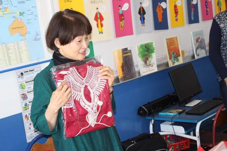 Rencontre avec Satomi Ichikawa