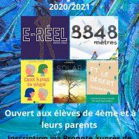 Jacaranda, un concours littéraire pour tous les férus de lecture !