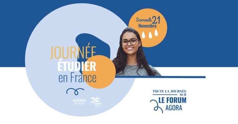 JOURNÉE ÉTUDIER EN FRANCE