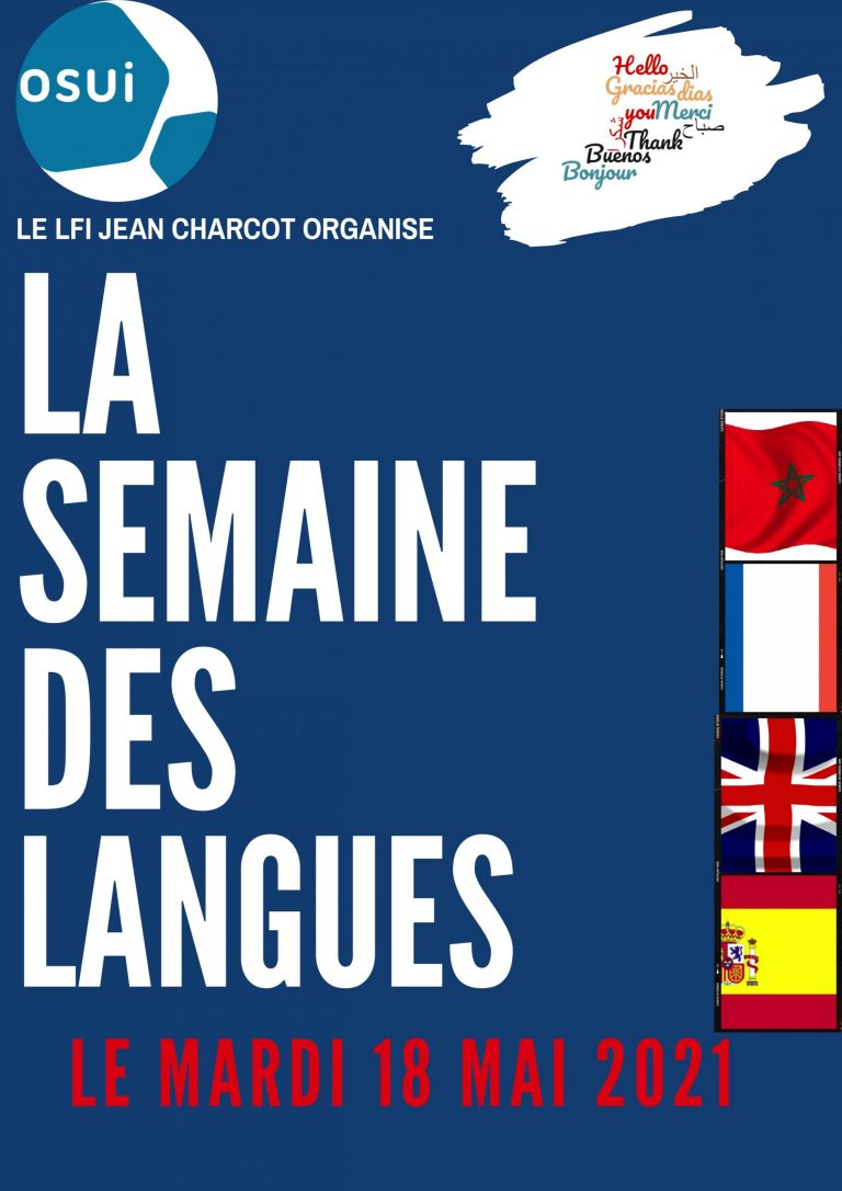 La semaine des langues au LFI Jean Charcot