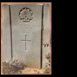 Lycett Harold Grave