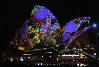 Sydney Vivid Opera House 1