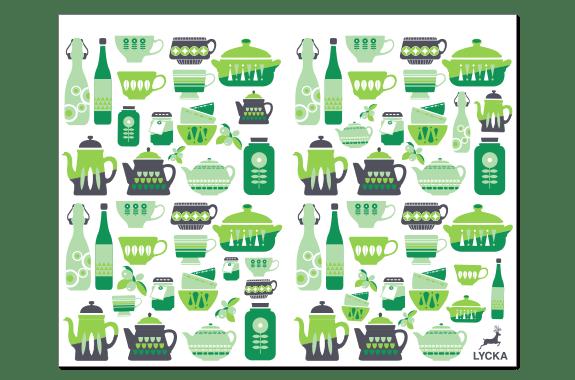 Kitchen(緑)