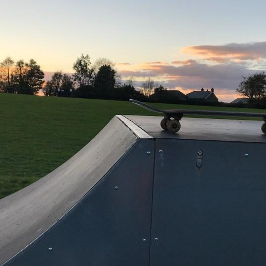 Duloe skate park