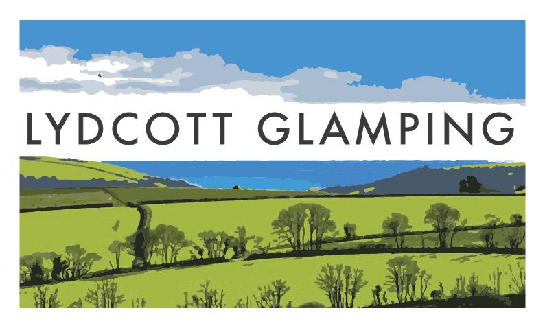 lydcott glamping logo