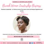 #GIRLBOSS : Virginie EHONIAN, Entrepreneuse, Guest Speaker lors du Brunch Women Leadership Business