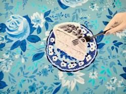 """""""Decadence,"""" oil on canvas, 2013"""