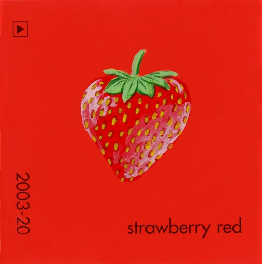 strawberry red647