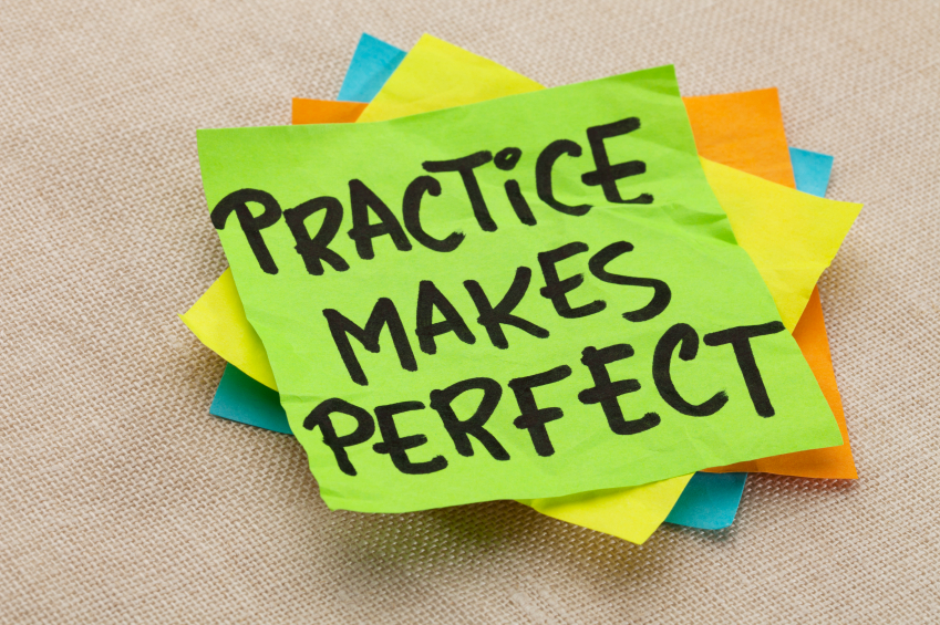 Image result for Practice what you learn