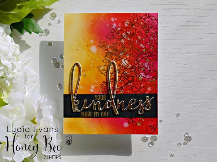 Honey Bee Zen Bouquet Kindness_1