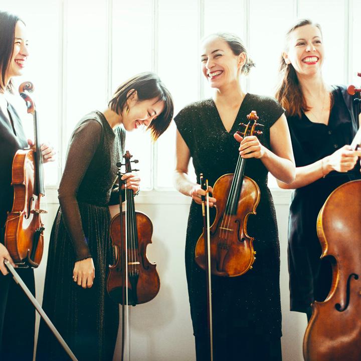 Le Quatuor Ardeo