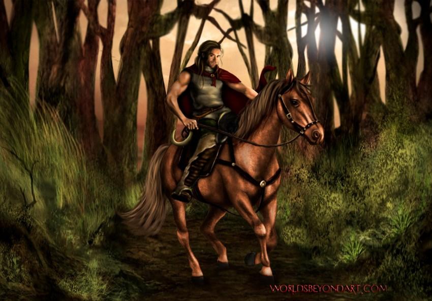 Horseinforest