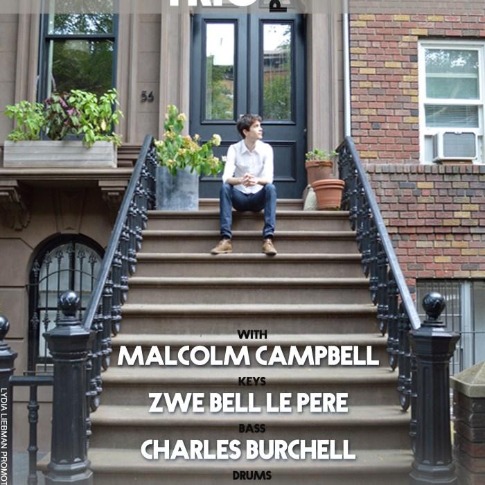 Malcolm Campbell Trio 3/23/14