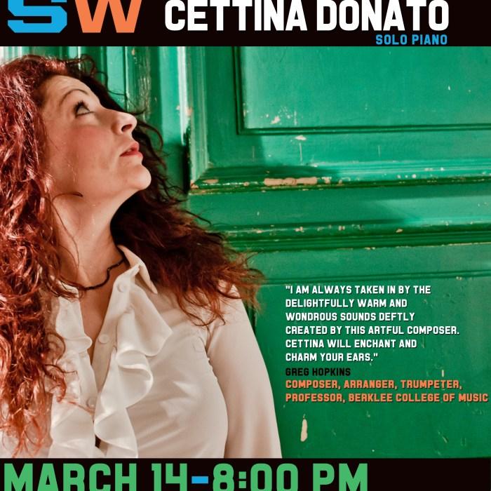 Cettina Donato 3/14/14