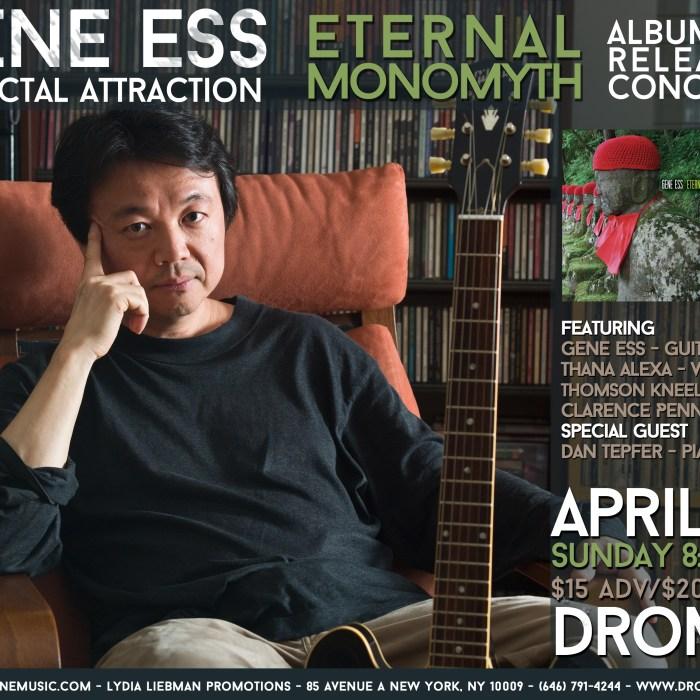 Gene Ess 4/26/15