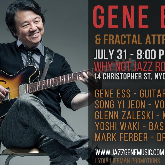 Gene Ess 7/31/15