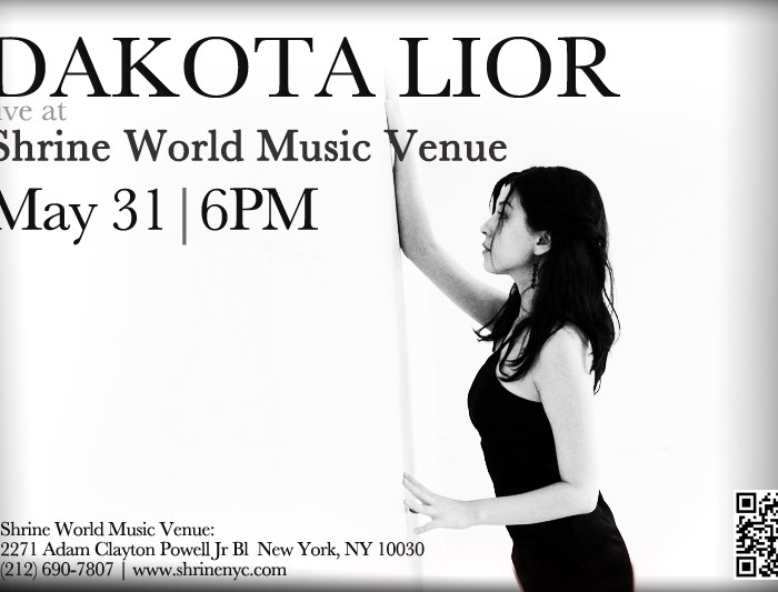 Dakota Lior 5/31/12
